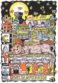 fazzino-3d-pop-art-new-york-cat-LG