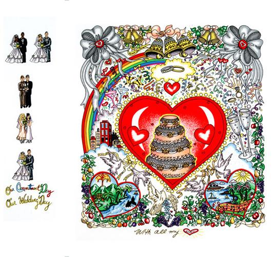 fazzino-3d-pop-art-wedding-LG