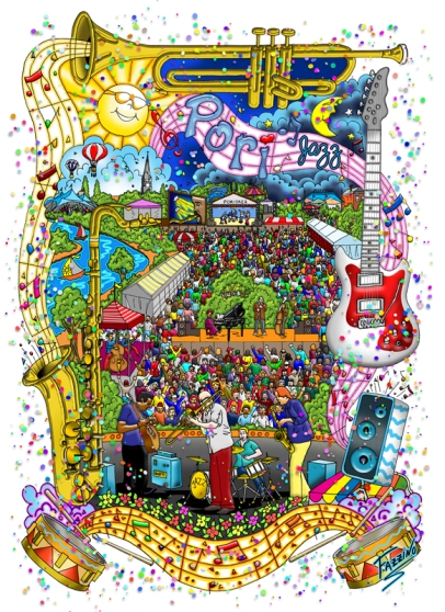 fazzino-limited-edition-pop-art-pori-jazz-festival-LG